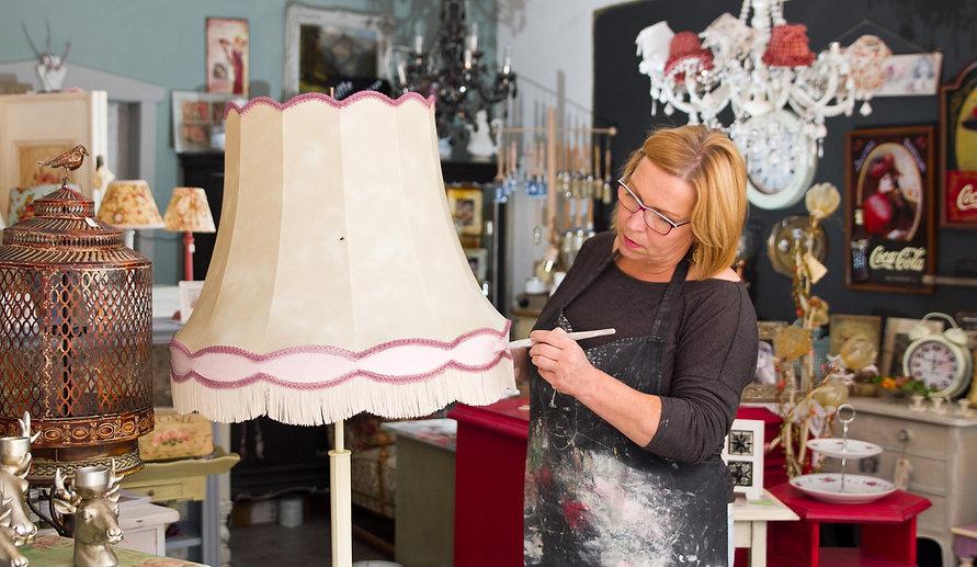 Auld Vintage, Workshops, Deko Kurse, Annie Slaon in Bergen