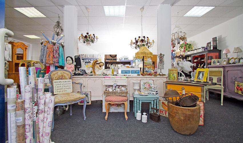 Auld Vintage in Bergen, Annie Sloan Paint, Farbe, Furniture, Möbel ind Bergen