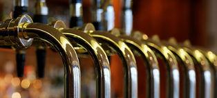 Bar Taps Close-Up