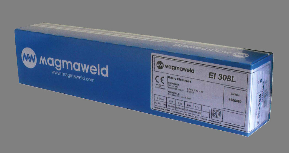 MAGMAWELD El 308L Stainless Steel Electrode Welding Industrial Perth
