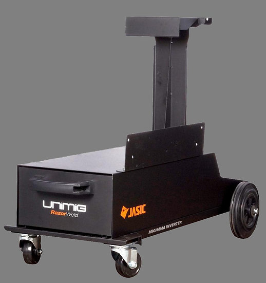 Trolley for RAZOR 250 MTS / DIGITAL 250 MTS -UMJRTROLLEY4 in black at Australia Industrial Group