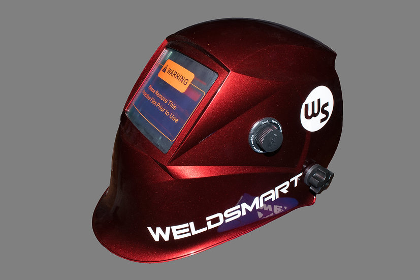 Weld Smart Quad Sensor Auto Darkening Helmet Japanese Made Welder Welding Industrial Perth
