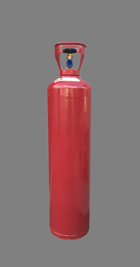 E-Size Acetylene Gas Bottle AIG Welding Gas