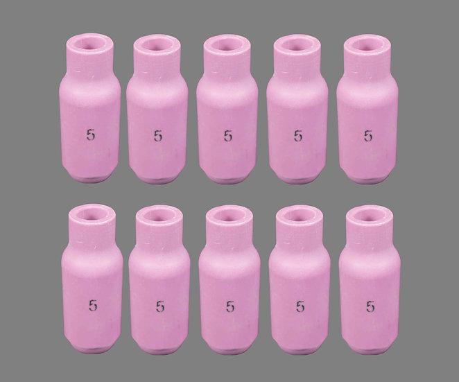 AIG #5 Ceramic Alumina TIG Welding Cups