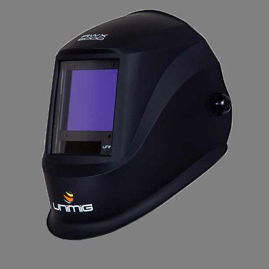Unimig RWX6000 UNIMIG Automatic Welding Helmet UMRWXWH Large View Welding Helmet