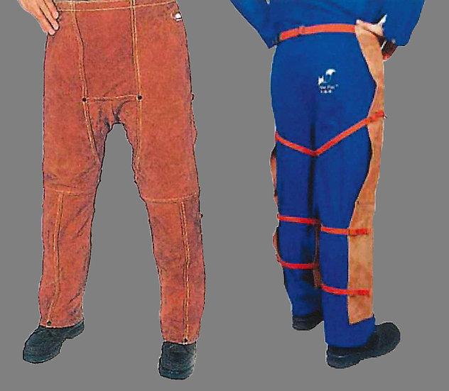 XA STEERSOtuff Leather Chaps XA-44-7440