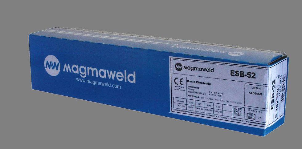 MAGMAWELD ESB 48 E7018 BASIC LOW HYDROGEN ELECTRODE Welding INDUSTRIAL Perth