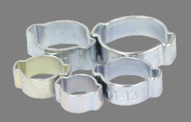 Bossweld Hose Clamp For Clamping Welding And Oxy Hoses