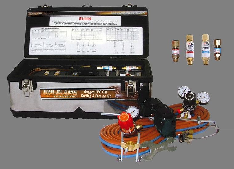 Oxygen & LPG / Propane Professional Industrial Gas Set Welding KKOXY2