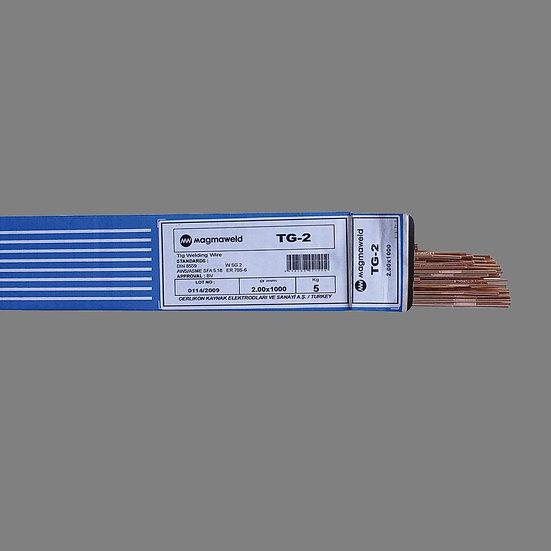 Unimig TG2 - ER70S Tig Filler Welding Rods Australia Industrial Group