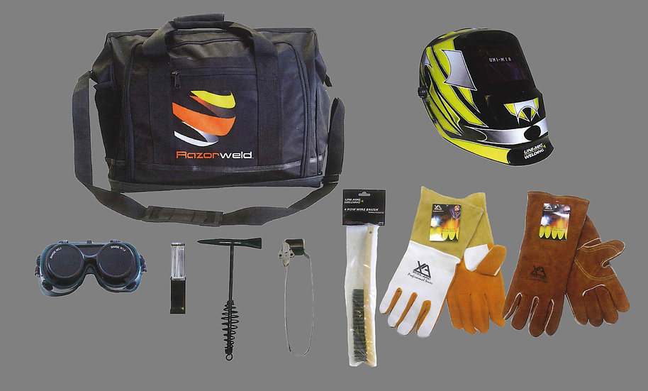 UNIMIG Apprentice Bag 2 Welding Industrial and accessories UMAB2