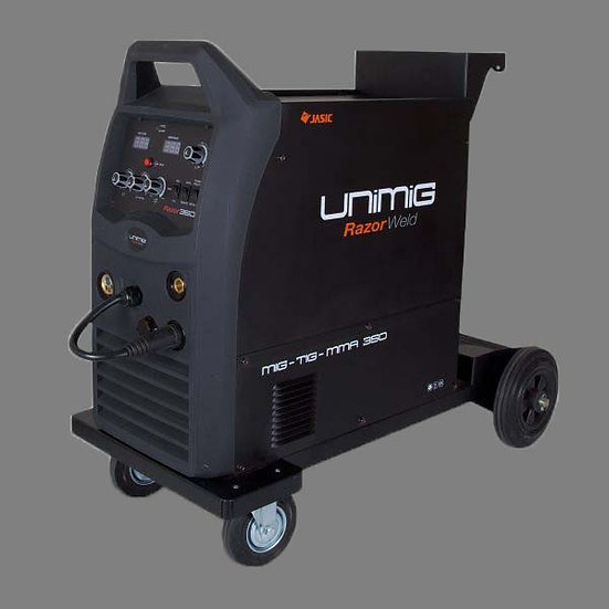 UNIMIG 350 MIG / TIG / MMA Compact - KUMJR350K-SG Multi Purpose Welding Machine