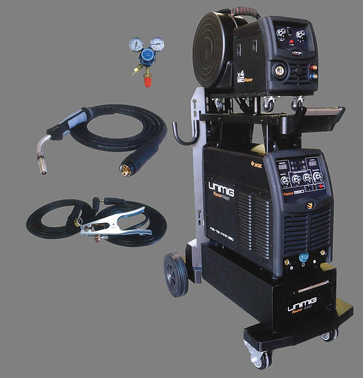 UNIMIG 250 SWF Welding Machine for industrial use KUMJR250SWF