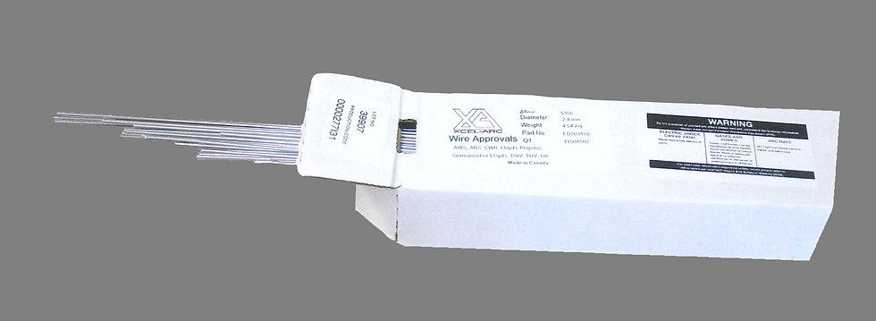 Xcel-Arc premium quality aluminium TIG wire Welding AM4043 andAM5356
