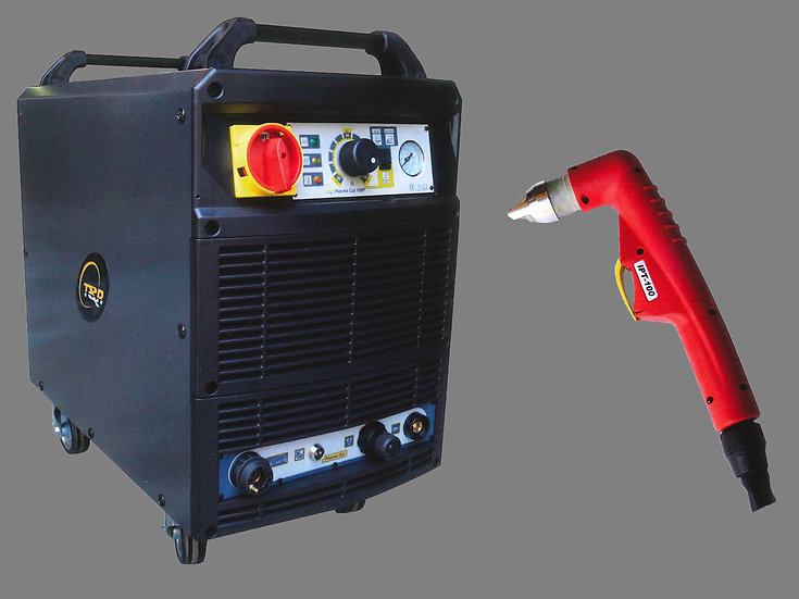 P-TRONIC 100 AMP INDUSTRIAL PLASMA CUTTER TRPC100P