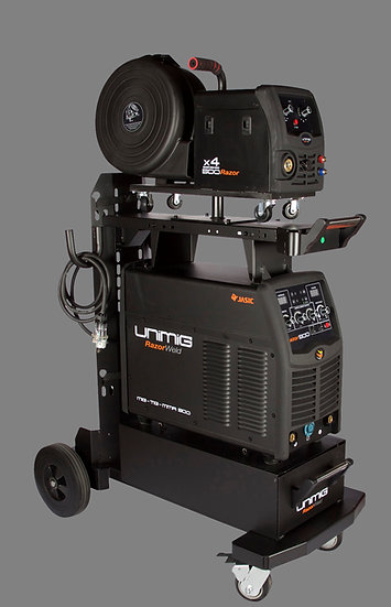 UNIMIG Razorweld 500 SWF MIG / TIG / MMA KUMJR500SWF Welding Machine for sale at Australia Industrial Group
