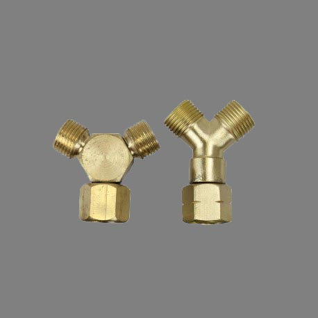 Bossweld Y Connector For Oxy Cutting And Welding