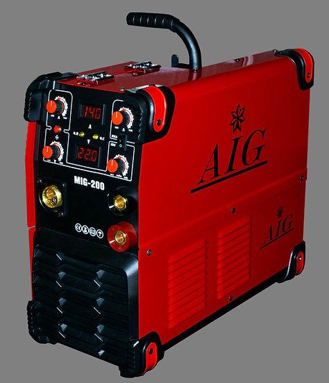 AIG MIG200 MIG/TIG/ARC MMA MIG Welding Machine