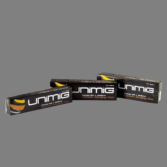 Unimig Carbon Gouging Rods - CARB GOUG For Use With ARC AIR Gouging