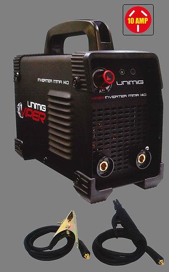 UNIMIG Viper ARC 140 amp Arc And Tig Welding Machine KUMJRAL140