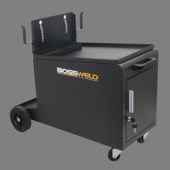 TR5 Welders Toolbox Trolley - 600318 for placing welding machine on