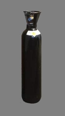 D-Size Oxygen Gas Bottle Australia Perth