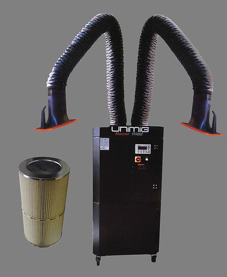 UNIMIG FUEL EXTRACTOR INDUSTRIAL 415 VOLT complete unit KSZ-3.0D