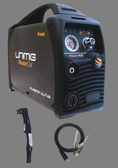 UNIMIG RAZOR CUT 45 Industrial Welding Plasma Cutter and Welding Machine KUPJRRW45