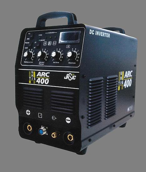 UNIMIG ARC - 400 INDUSTRIAL WELDER and TIG WELDING KUMJR400DC