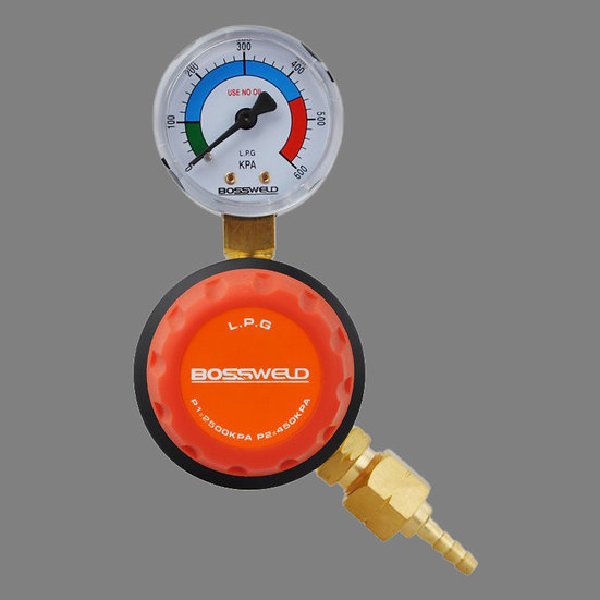 Bossweld High Pressure LPG Gas Regulator400217 for gas welding