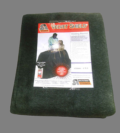 Steiner Industrial Velvet Shield Welding Blanket for protection 31666