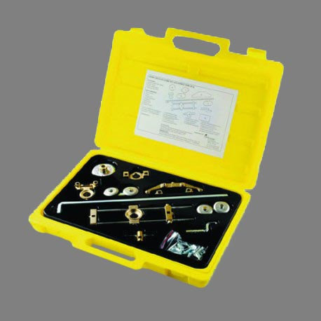 Tanjant Complete Gas Accessory Kit - 4GP3001 For Oxy Kits