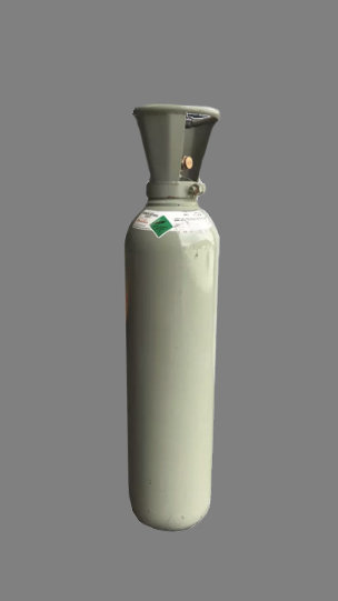 D-Size CO2 Gas Bottle
