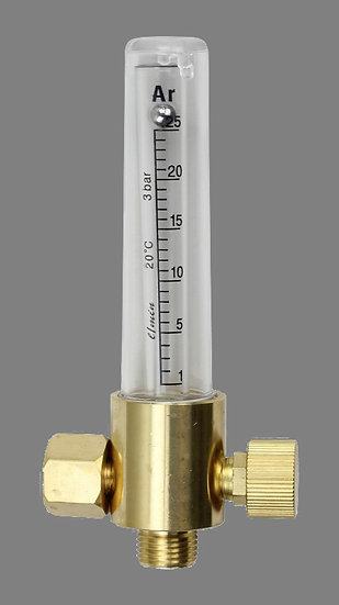 Bossweld Argon Flowmeter 0-25 LPM400215 and Bossweld Argon Flowmeter 0-25 LPM400216 for welding applications