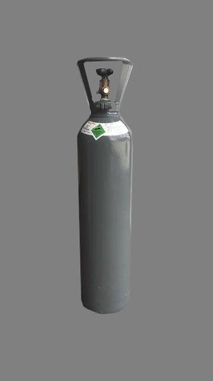 D-Size Nitrogen Gas Bottle