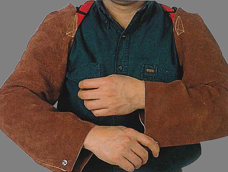 XA STEERSOtuff Leather Sleeve Set XA-44-7023