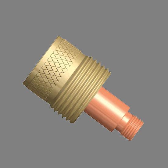AIG 2.4MM - TIG GAS LENS COLLET BODY LARGE DIAMETER - WP-9 | 20 (45V64S)