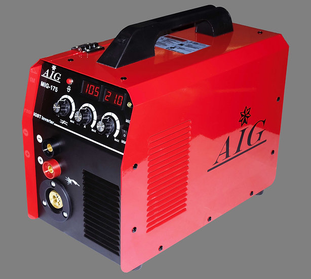 AIG 175 mig welding machine with arc and tig function