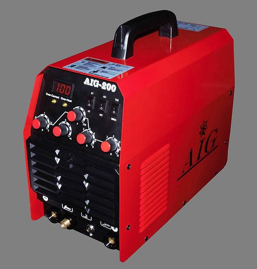 AIG TIG 200 acdc tig welder
