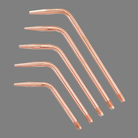 Bossweld Type 554 Oxygen/LPG Welding Tip  Swaged Brazing and welding tips for oxy kits
