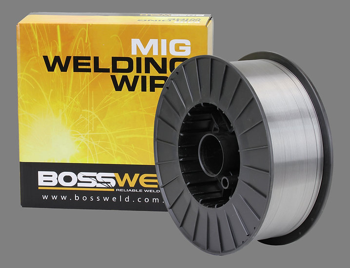 Bossweld Flux Cored 71T-11 200250 and 200251 15KG