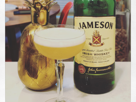Clover Whiskey Sour - Paddy's Day Special