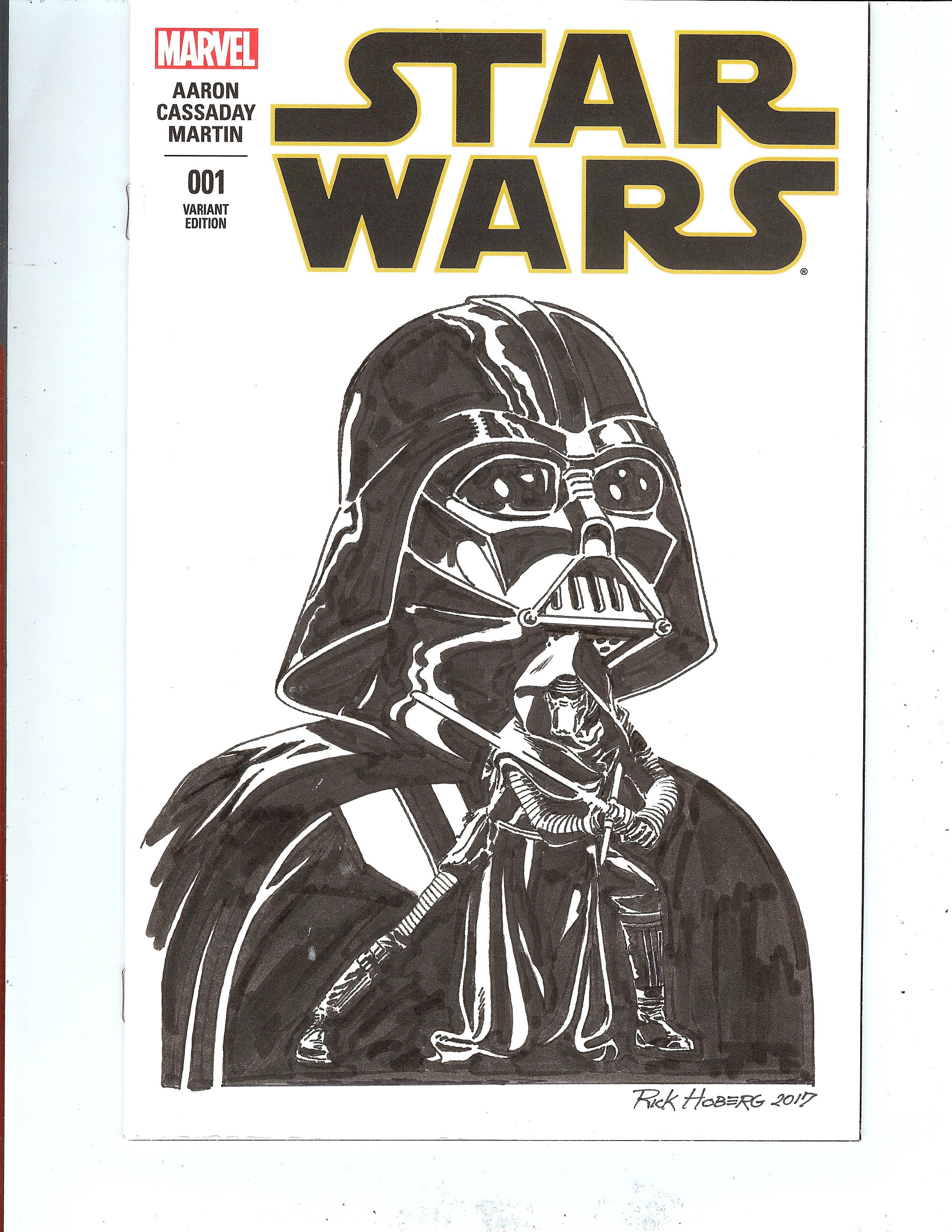Vader-Kylo Commission