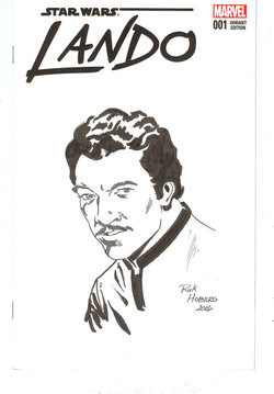 Lando - Commission
