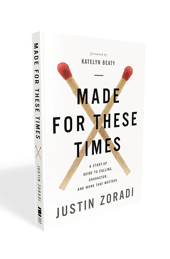 Made For These Times Book Cover