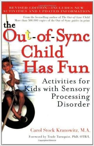 A great book full of sensory ideas...