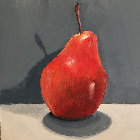 Red Pear 2