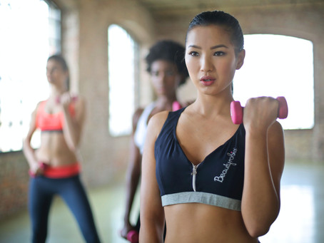 Start A Weight Training Exercise Program Today