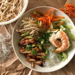 Vietnamese Vermicelli noodles