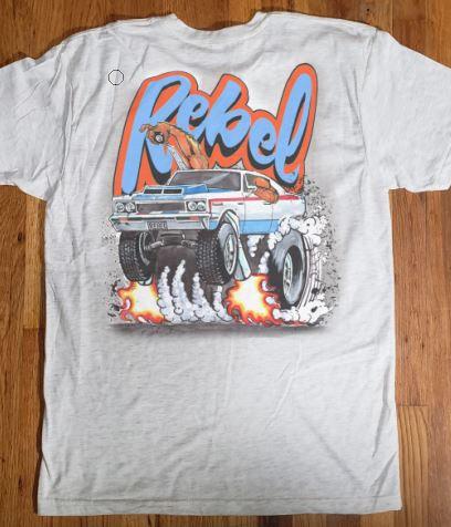 AMC Rebel Machine Tee